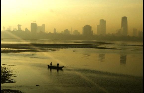 #Mumbai – Bathed in Gold