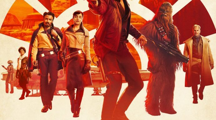 #MovieReview : Solo A Star Wars Story