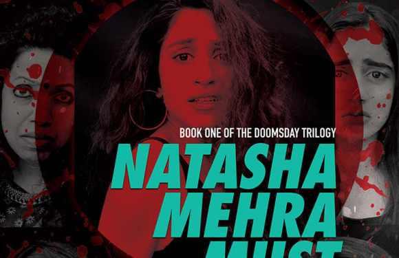 Book Review : Natasha Mehra Must Die by Anand Sivakumaran