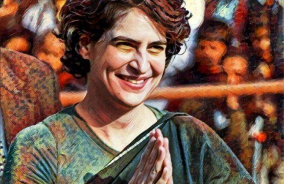 CNBC-TV18 Article : Priyanka Gandhi Vadra takes the plunge