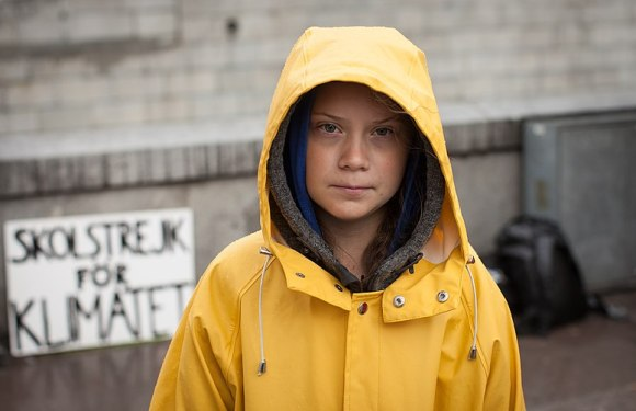 CNBC TV18 Column : Why Greta Thunberg Matters