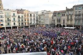Rompida de la Hora en Reus en 2014