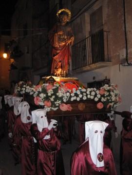 """Cofradía de """"San Pedro"""" - Foto José Adserías"""