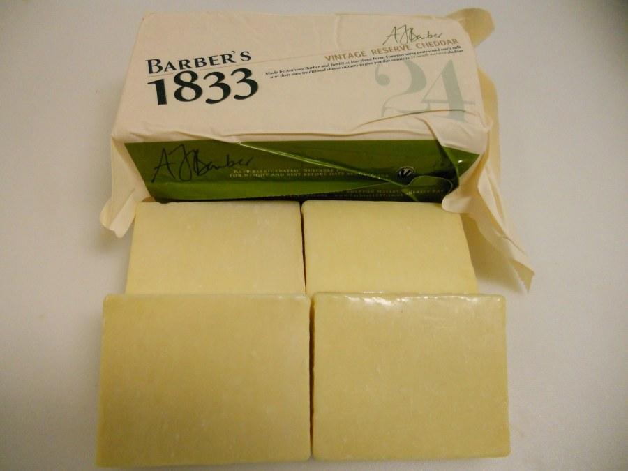 Barber's 1833 Vintage Reserve Cheddar
