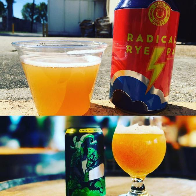 @gnarlybarley just made a couple changes to their Radical Rye IPA and the result is…