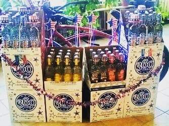Gearing up for #atasteofindependence with @360vodka Visit us Monday, July 3rd from 4-7 at our…