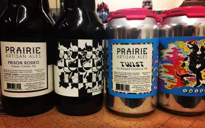 @prairieales Prison Rodeo and Twist are now in stock at our Perkins Rd location! #newbrewthursday…