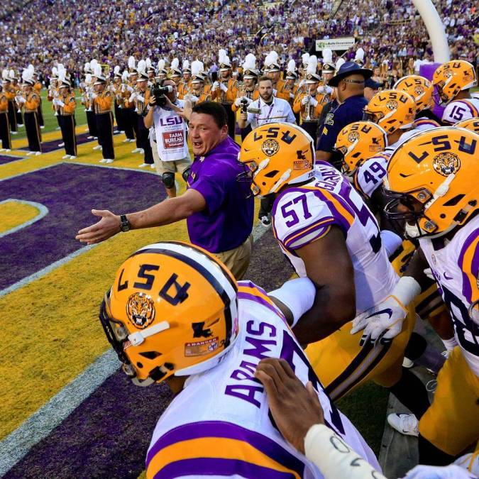 #gameday #lsukickoff #finally #cfbisback #geauxtigers #beatbyu