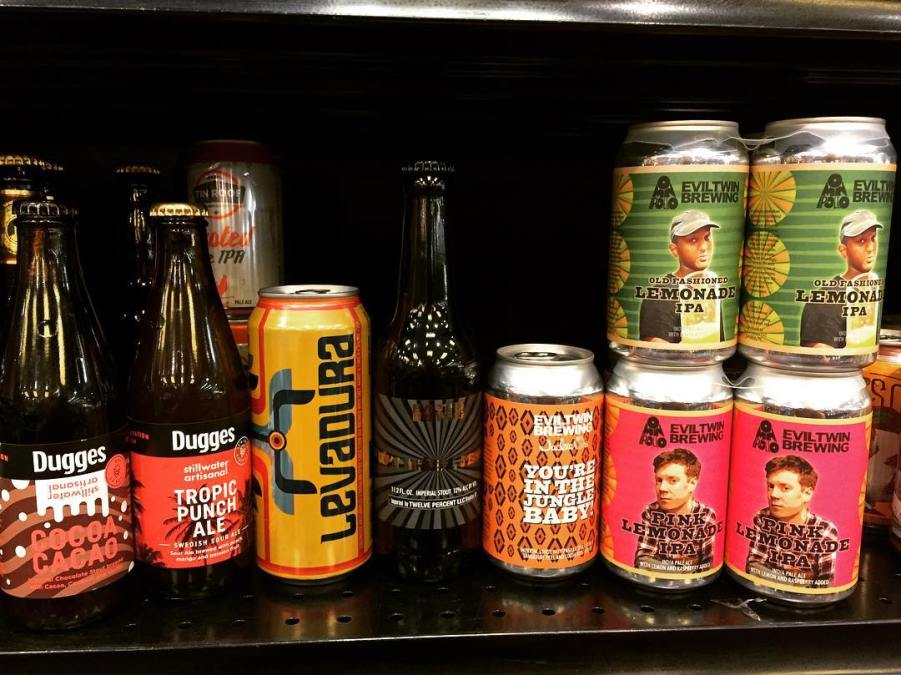 New brews and fresh batches now available at our Perkins Rd location including a Stout…