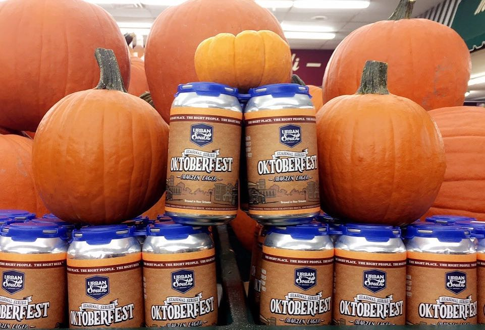 Celebrate the first day of October at our Mid-City location with #Oktoberfest from @urbansouthbeer. #SeasonalSeries…