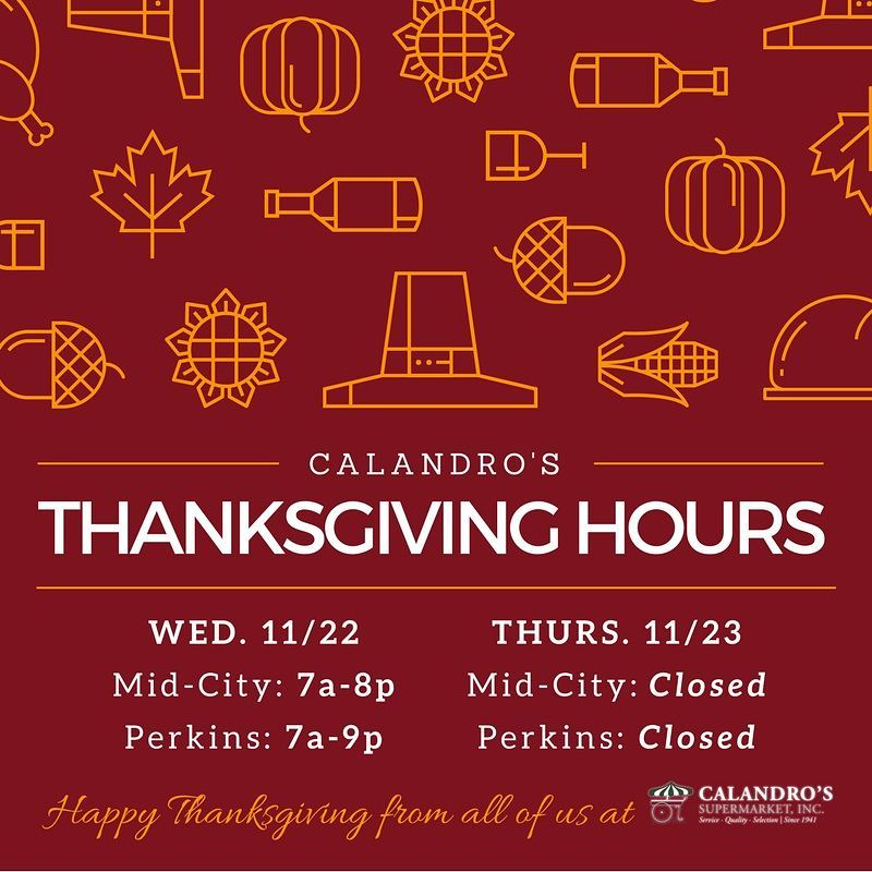sports shoes 58c43 8afd6 Thanksgiving hours reminder  Both stores will be open normal hours tomorrow  (Wed.), closed…