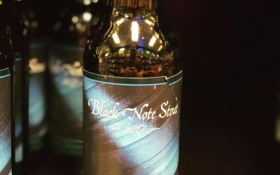 @bellsbrewery Black Note Stout 2017 is now available at our Perkins Rd location! #barrelaged #beer…