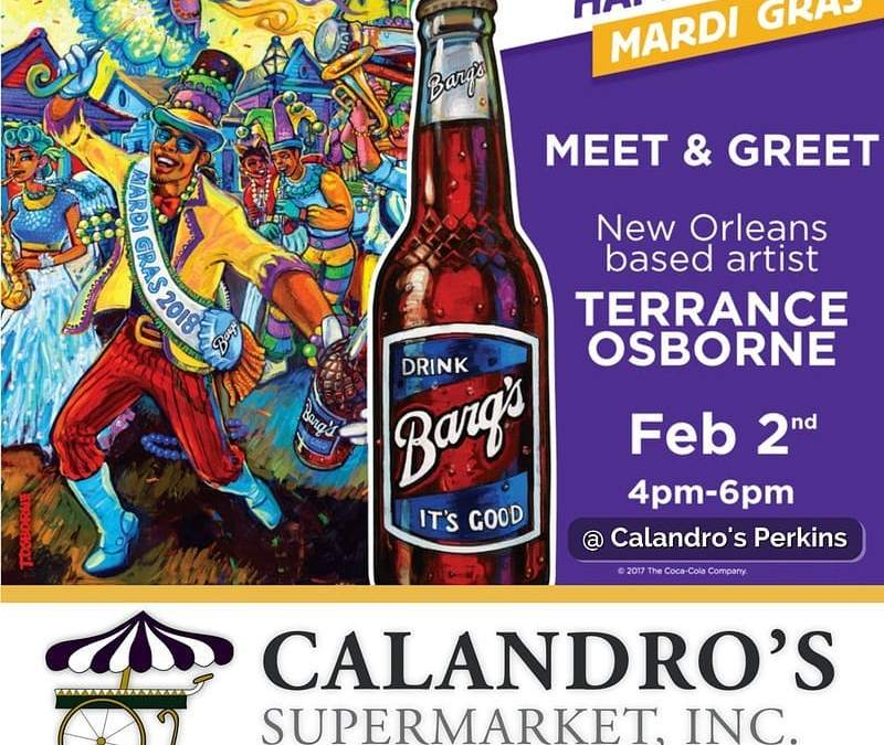 @terranceosborne is coming back for his third year on the afternoon of Feb. 2nd, 2018…