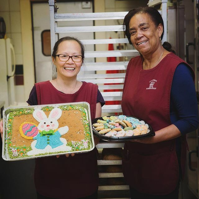 Meet Trinh and Alethea. These ladies are responsible for so many of your favorite #treats…