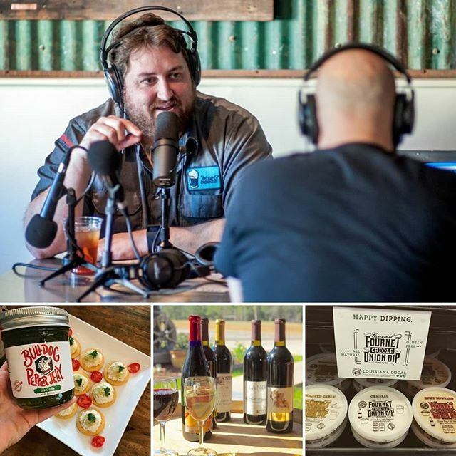 **Special Event @ Calandro's Perkins tomorrow 4/27 evening!** ⤵️⤵️⤵️ Radio & samples with dips from…