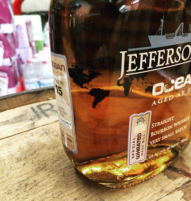 Our BRAND NEW Jefferson's Ocean Wheated Barrel Pick is now available at our Perkins Rd…