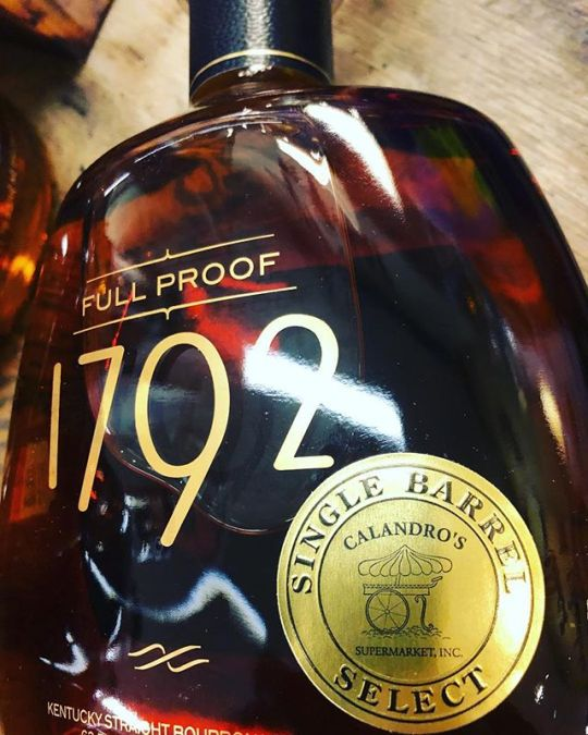 Our @1792bourbon Full Proof Barrel Pick just landed at our Perkins Rd location! You don't…