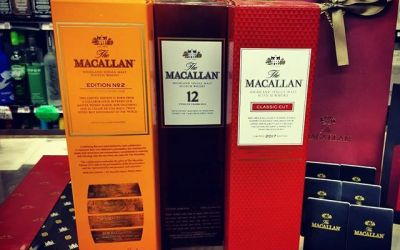 Getting dad @the_macallan for Father's Day? Complementary gift wrap for any Macallan purchase (while supplies…