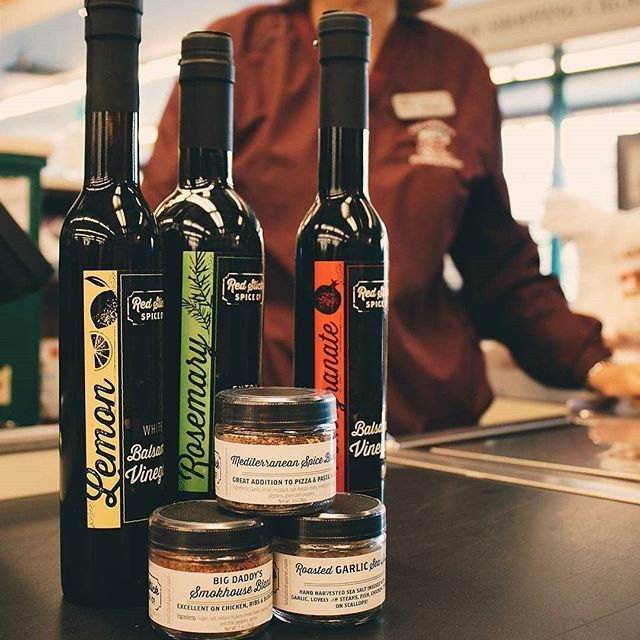 Repost from @redstickspice: Do you know that your favorite local grocery store carries our products?…