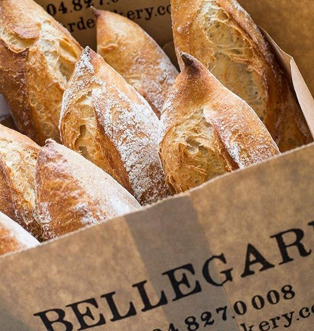 @bellegardebakery is now at Calandro's Perkins y'all! And if you're not yet familiar, folks -…