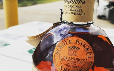 This Monday, December 3rd at 4 o'clock, we will be releasing our Hand Selected Blantons…