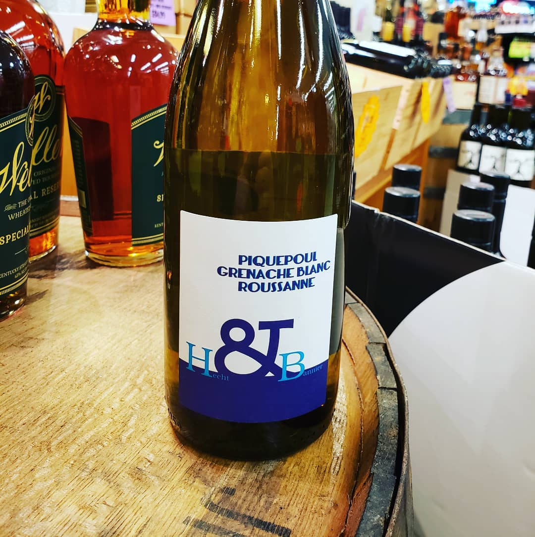 Introducing our March Wine of the Month! @hechtbannier Producer: Hecht & Bannier Region: Languedoc, France…