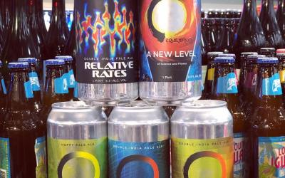 @eqbrewery is here in limited quantities for this one time drop at our Perkins Rd…
