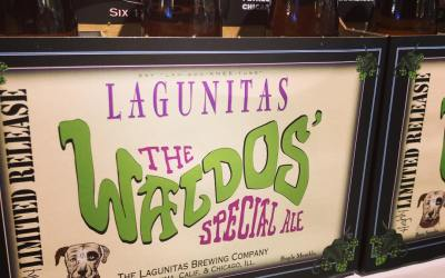 @lagunitasbeer Waldos' Special Ale is now available at our Perkins Rd location! #beer #onehitter #whereswaldo