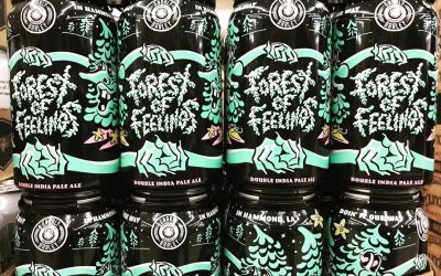 @gnarlybarley Forest of Feelings is now available at our #midcitybr location! #beer #drinklocal #freshhops #summertime