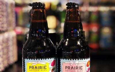 It's #newbrewthursday at our Perkins Rd location featuring @prairieales Barrel Aged Birthday Bomb and Regular…