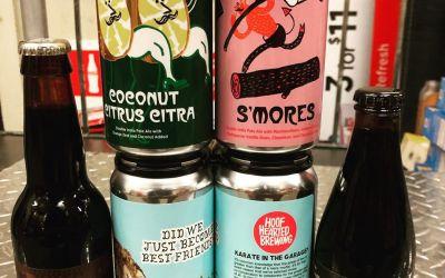 New brews now in stock at our Perkins Rd location! @brouwerijkees @hoofheartedbrewing @decadentales @duggesbryggeri #newbrewtuesday…