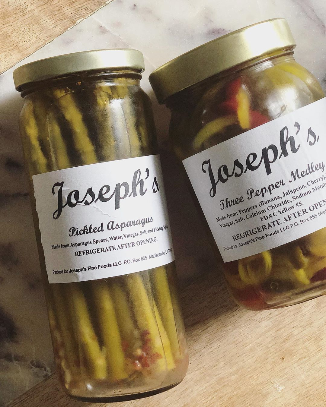 Another day, another favorite LA pickle brand to feature. Joseph's aren't just pickles, but peppers,…