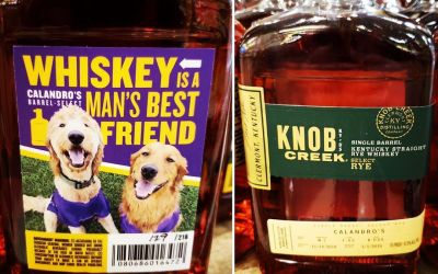 Our 2nd and newest @knobcreek Rye pick is now available at our Perkins Rd location!…