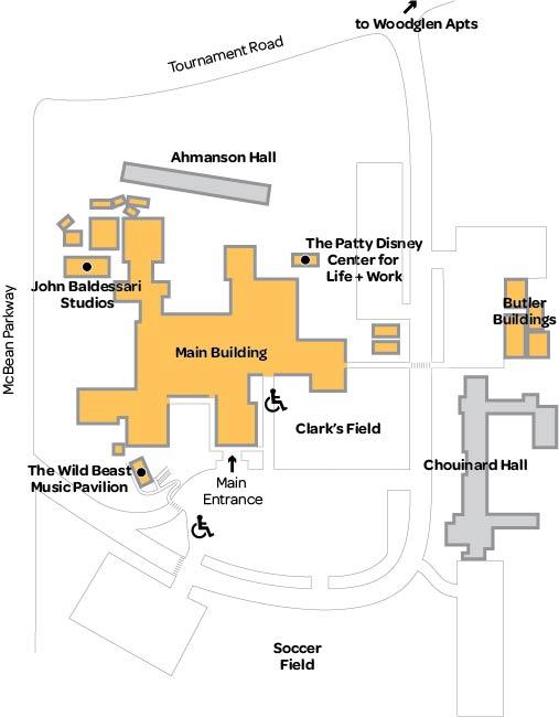 Valencia College Map : valencia, college, Valencia, College, Campus, World, Atlas
