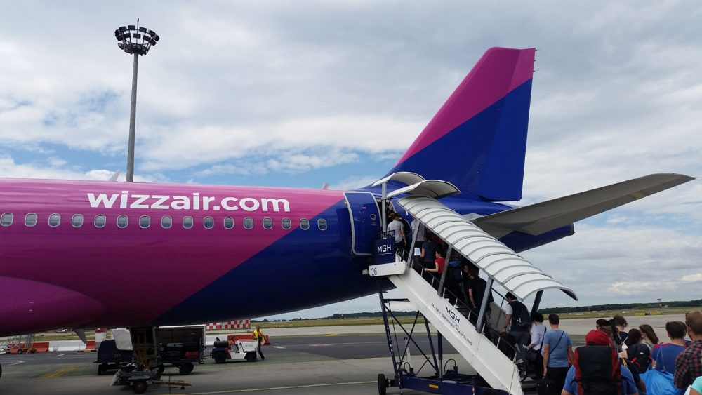 Cauta bilete de avion Wizz Air