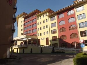 intrare hotel