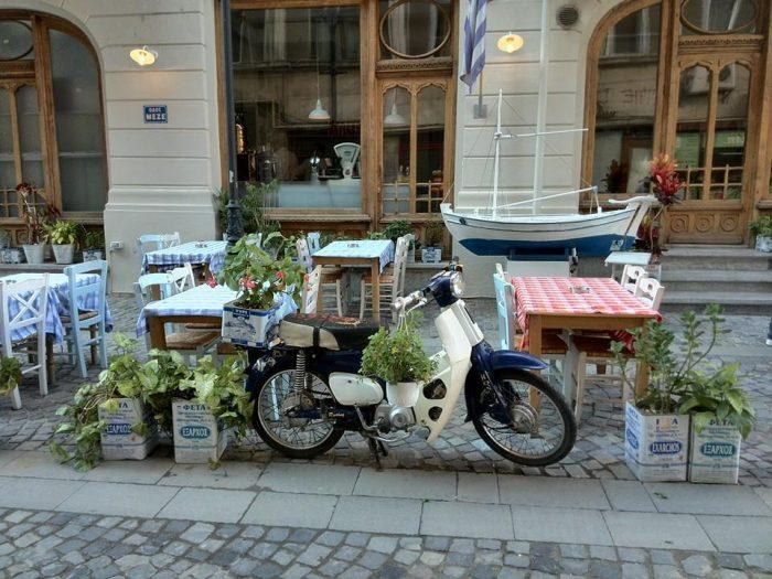 Taverna greceasca