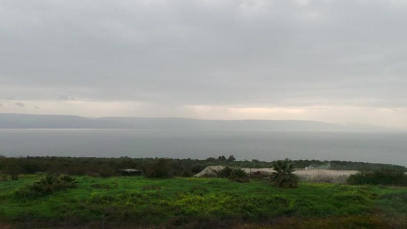 marea Galilee