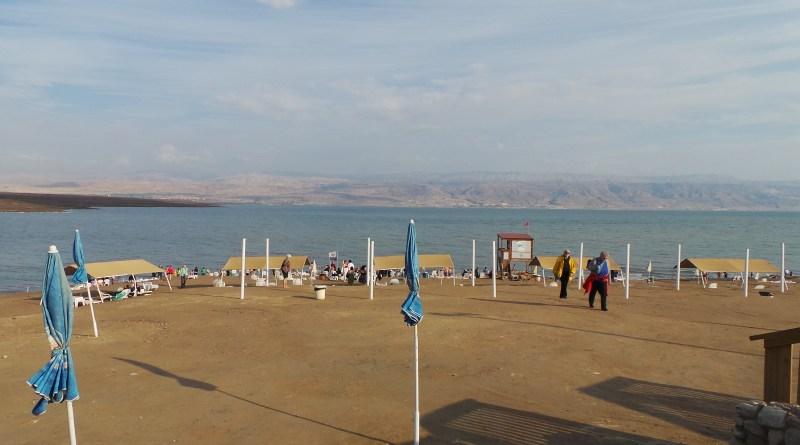 plaja de la marea moarta