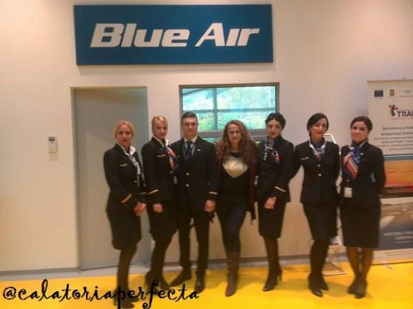 echipa blue air