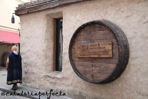 restaurant medieval