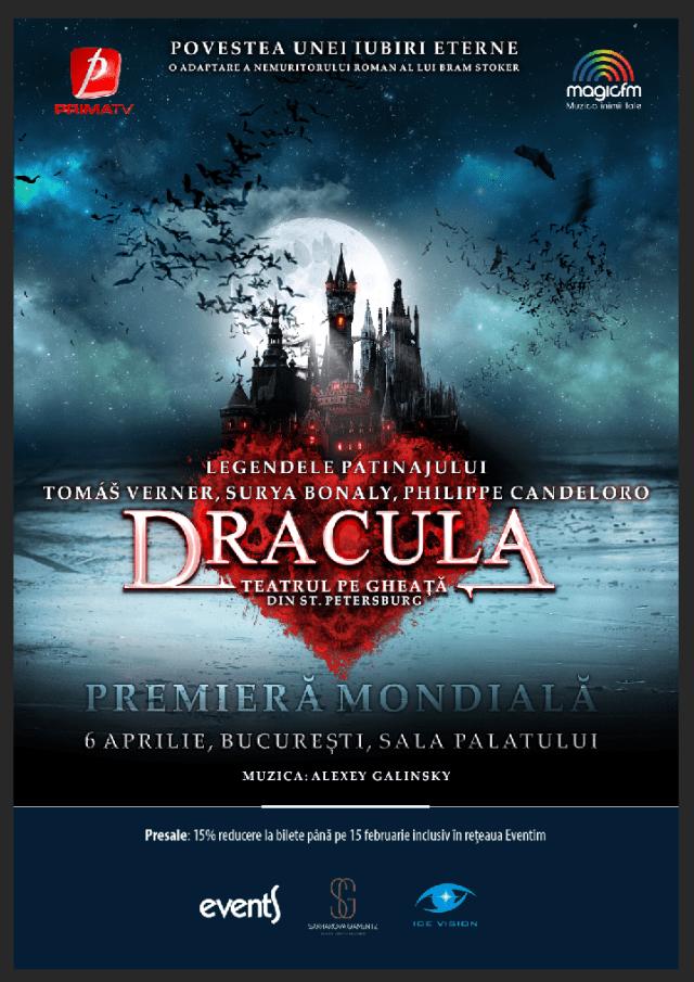 Dracula Bucuresti 2016