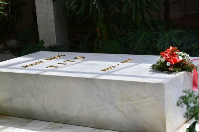Mormantul lui Tito