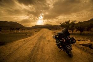 Africa cu moto