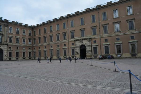 curtea palatului