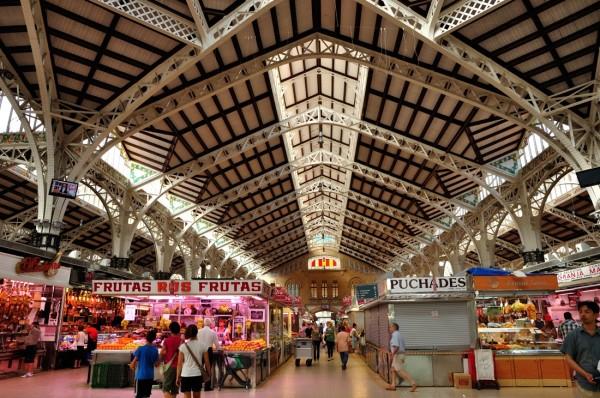 piata din Valencia