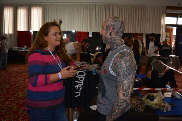 colectionar de tatuaje