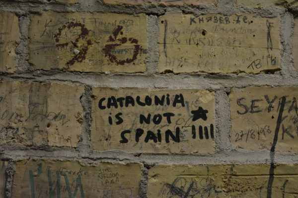 catalonia is not spain?