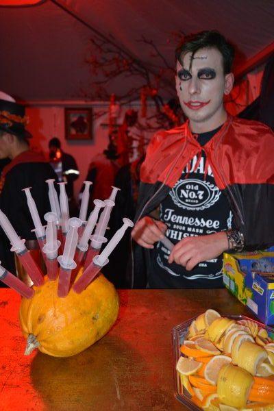 barul de Halloween