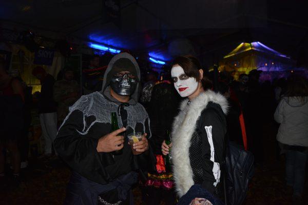 costume de Halloween
